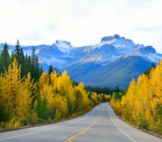 Road trip Canada: 5 of the best routes