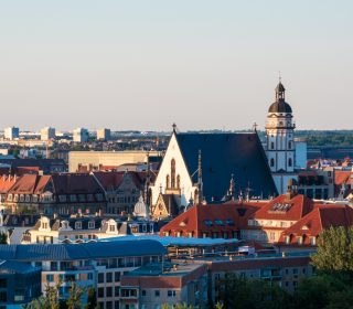 Leipzig reborn: discovering the city by Trabant