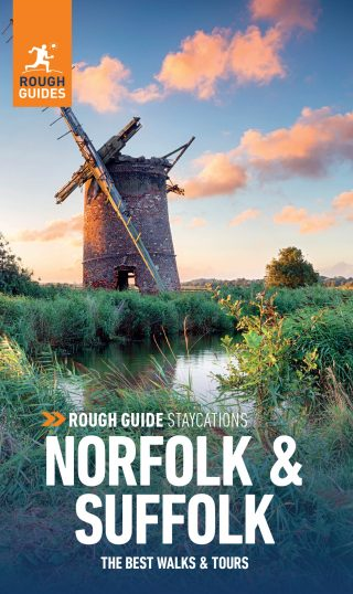 Pocket Rough Guide Staycations Norfolk & Suffolk