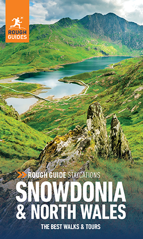 Pocket Rough Guide Staycations Snowdonia & North Wales