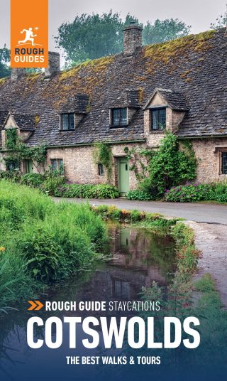 Pocket Rough Guide Staycations Cotswolds