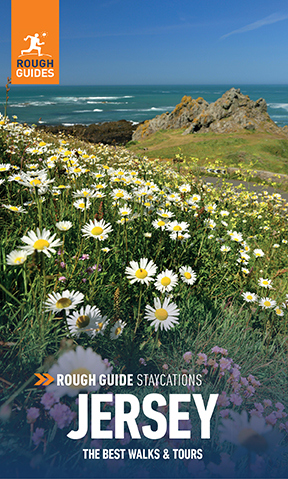 Pocket Rough Guide Staycations Jersey